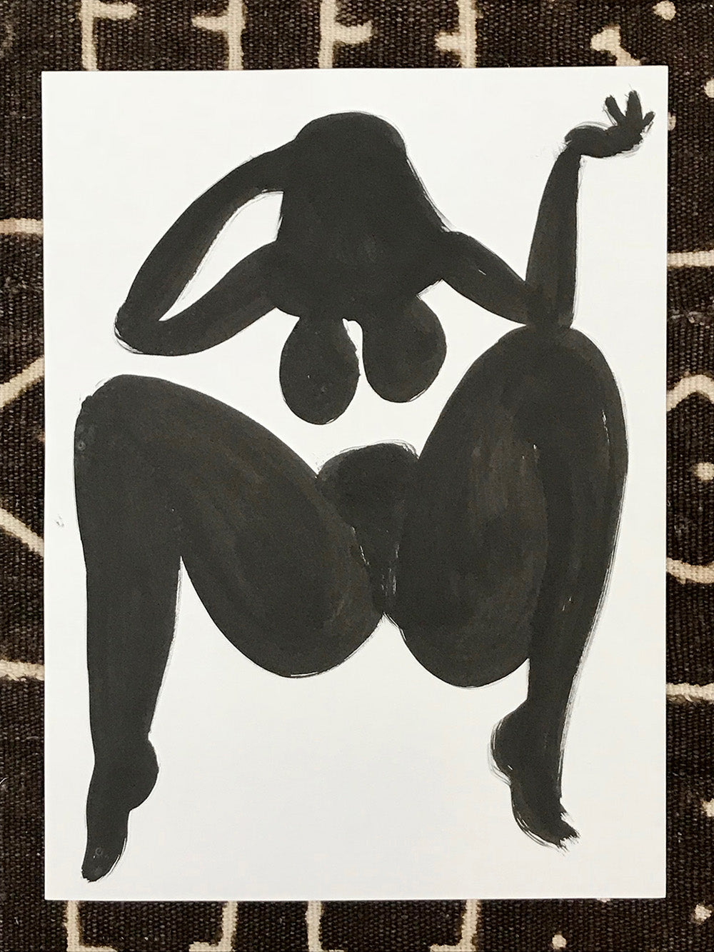 Original Art- Shadow Lovers-1