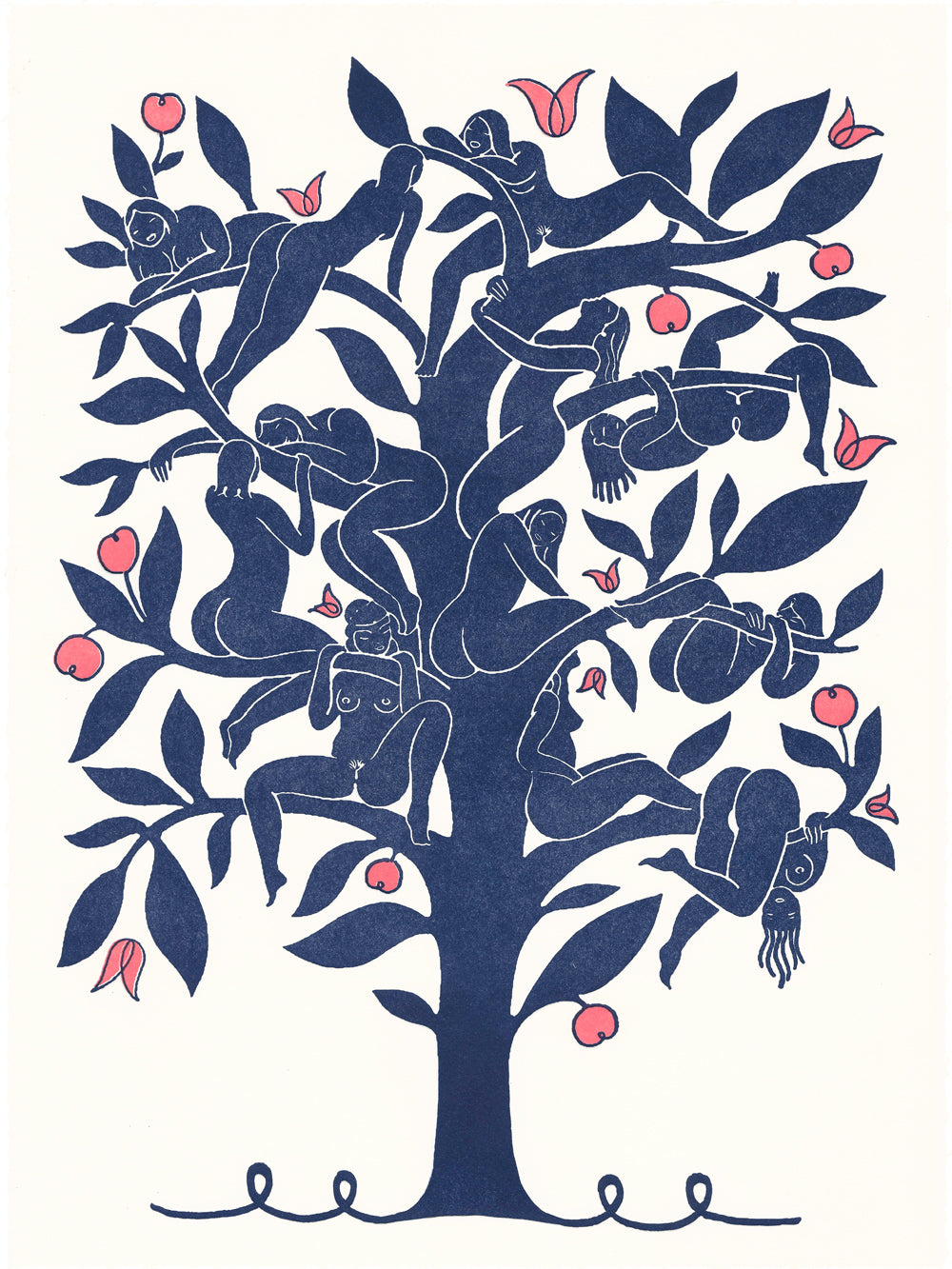 Peach Tree - New Limited Edition Prints