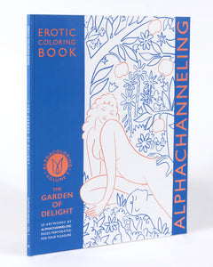 25 count • Erotic Coloring Book