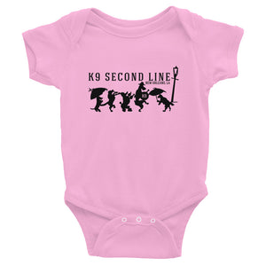 K9 Logo Infant Bodysuit