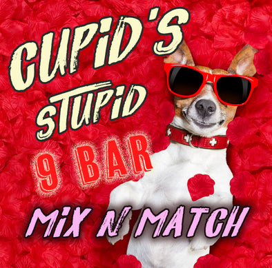 CUPIDS 9 BAR MIX n MATCH