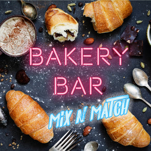 BAKERY BAR - 4 Bar Mix N Match