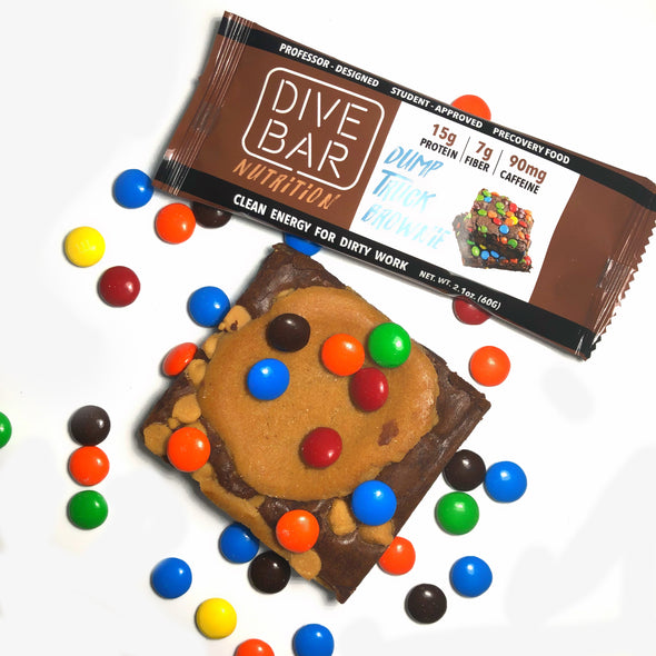 DUMP TRUCK BROWNIE - 12 Bars