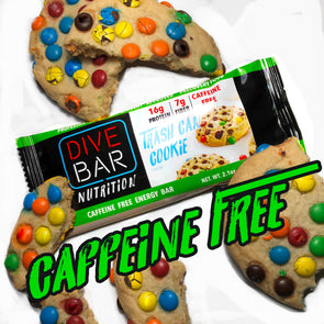 CAFFEINE FREE Trash Can Cookie, dozen