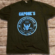 CAPONES Black n Blue Men's T