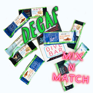 DECAF - 12 BAR MIX N MATCH