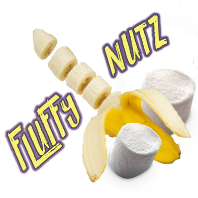 FLUFFY NUTZ - 5 BARS