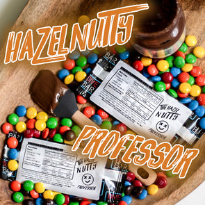 HAZEL NUTTY PROFESSOR - 4 bars