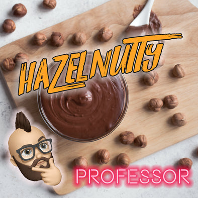 DA HAZELNUTTY PROFESSOR - 6 bars