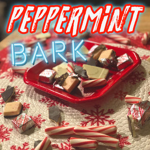 Peppermint Bark - 5 Bars
