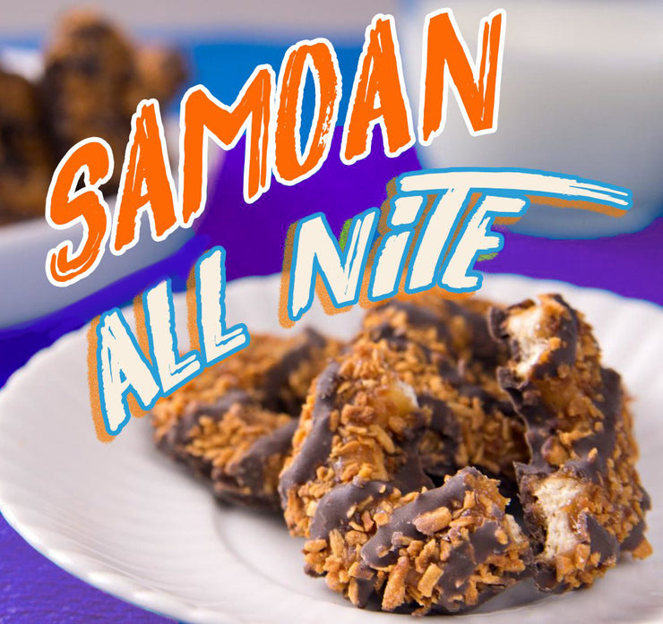 SAMOAN ALL NIGHT - 6 Bars