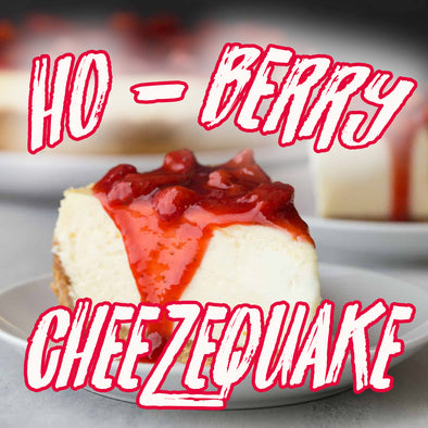 Ho Berry CHEEZECAKE - 4 Bars