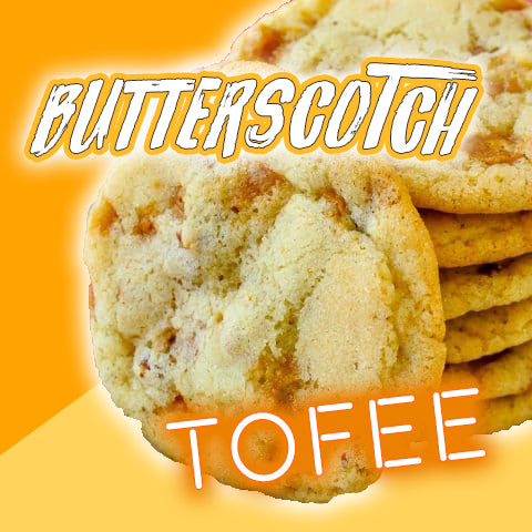 TOFFEE BUTTERSCOTCH - 15 minis