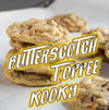TOFFEE BUTTERSCOTCH KOOKY 4 Bars