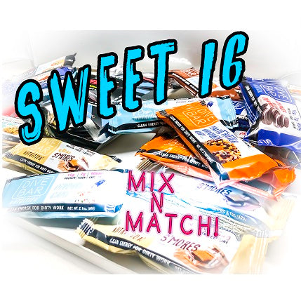 SWEET 16 - Build Your Box