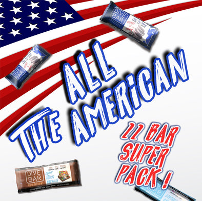 The ALL AMERICAN SuperCombo