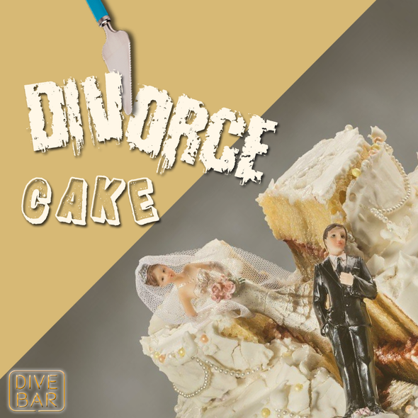 Divorce Cake - 12 Bars