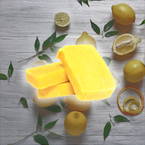 LEMON LIFE SOAP - 3 Bars