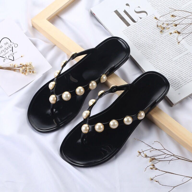 ¡New summer 2018! Casual Fashion New Sandal Slippers Beach Outdoor Open Toe Shoes