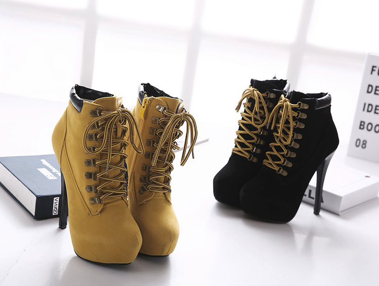 ¡Coquette & Chic Timbs Style Boots! - In 4 Amazing Original Colors