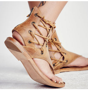 Delicate & Nicely Elaborate Roman Style Sandal 2018! - 2 Amazing Colors & Perfect Sizes