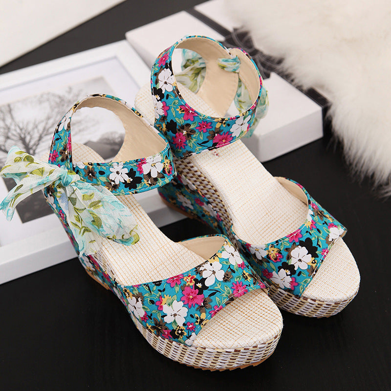 ¡Arrived New Lace Side Sandals 2018! - Confortable High Heel for Ladies