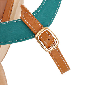 New 2018 Absolutely Perfect Belt with buckle Sandals For Fits your Size