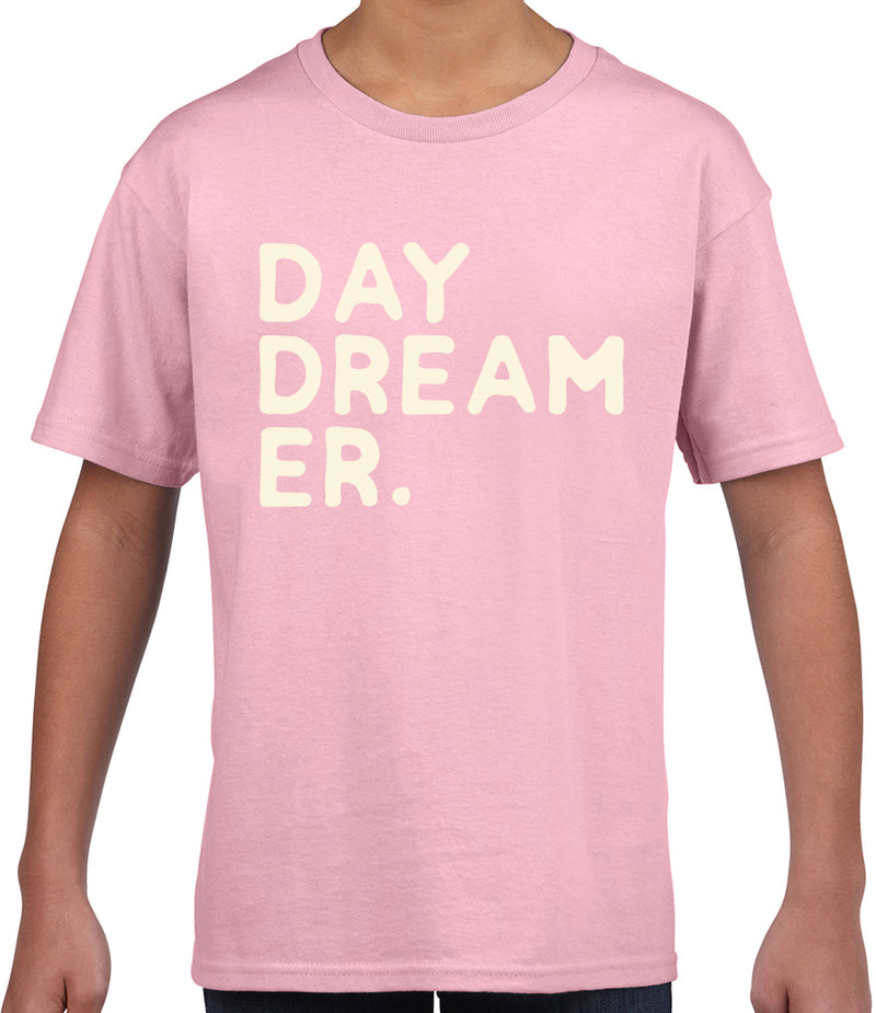 'Day Dreamer' Older Kids Pastel T-Shirt