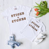 Rainbow/Cloud Birthday Design T-Shirt/Bodysuit