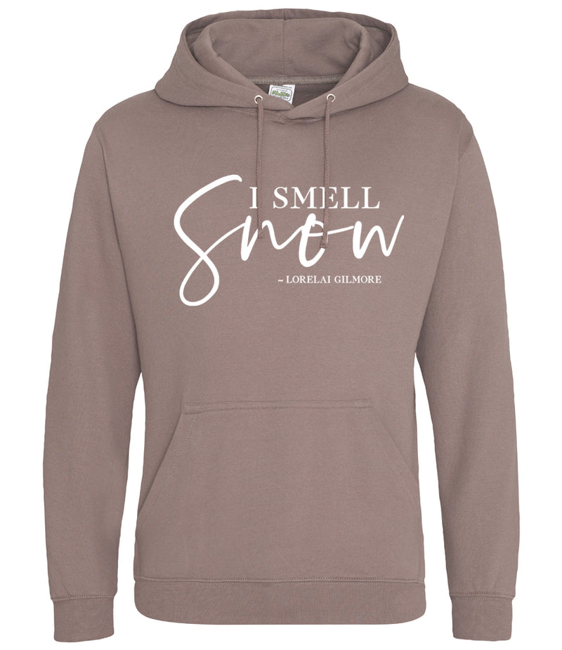 'I Smell Snow' - Lorelai Gilmore Unisex Fit Hoodie