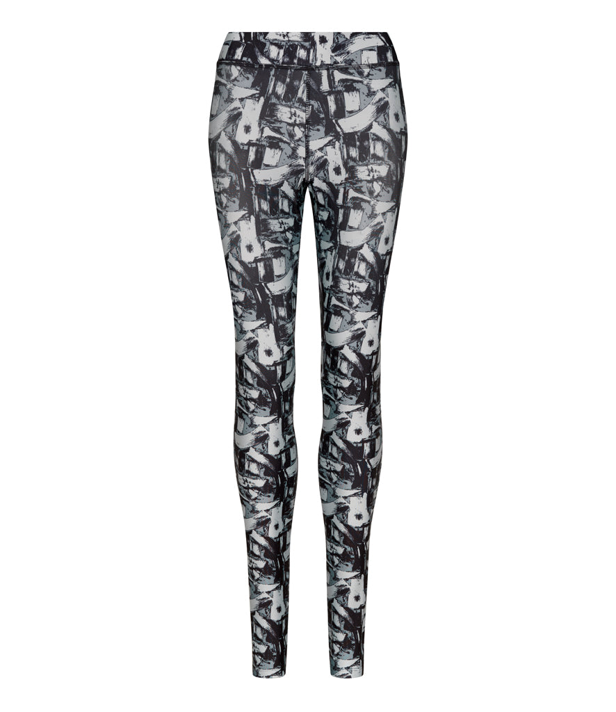 Ladies Printed Performance Leggings