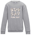 Ladies 'Sunday Sweats' Sweatshirt - Unisex Fit