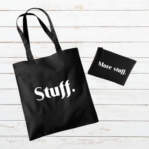 'No Plastic Is Fantastic' Shopper Bag
