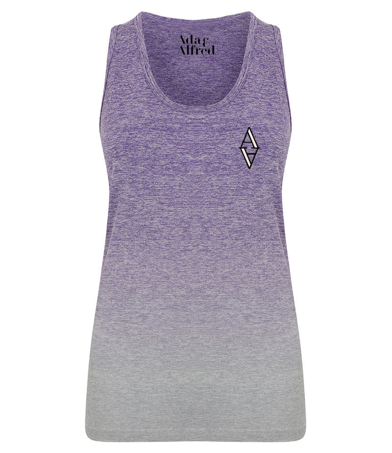 Ladies Seamless Fade Out Vest