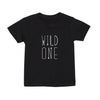 'WILD ONE' Kids T-Shirt - Black*