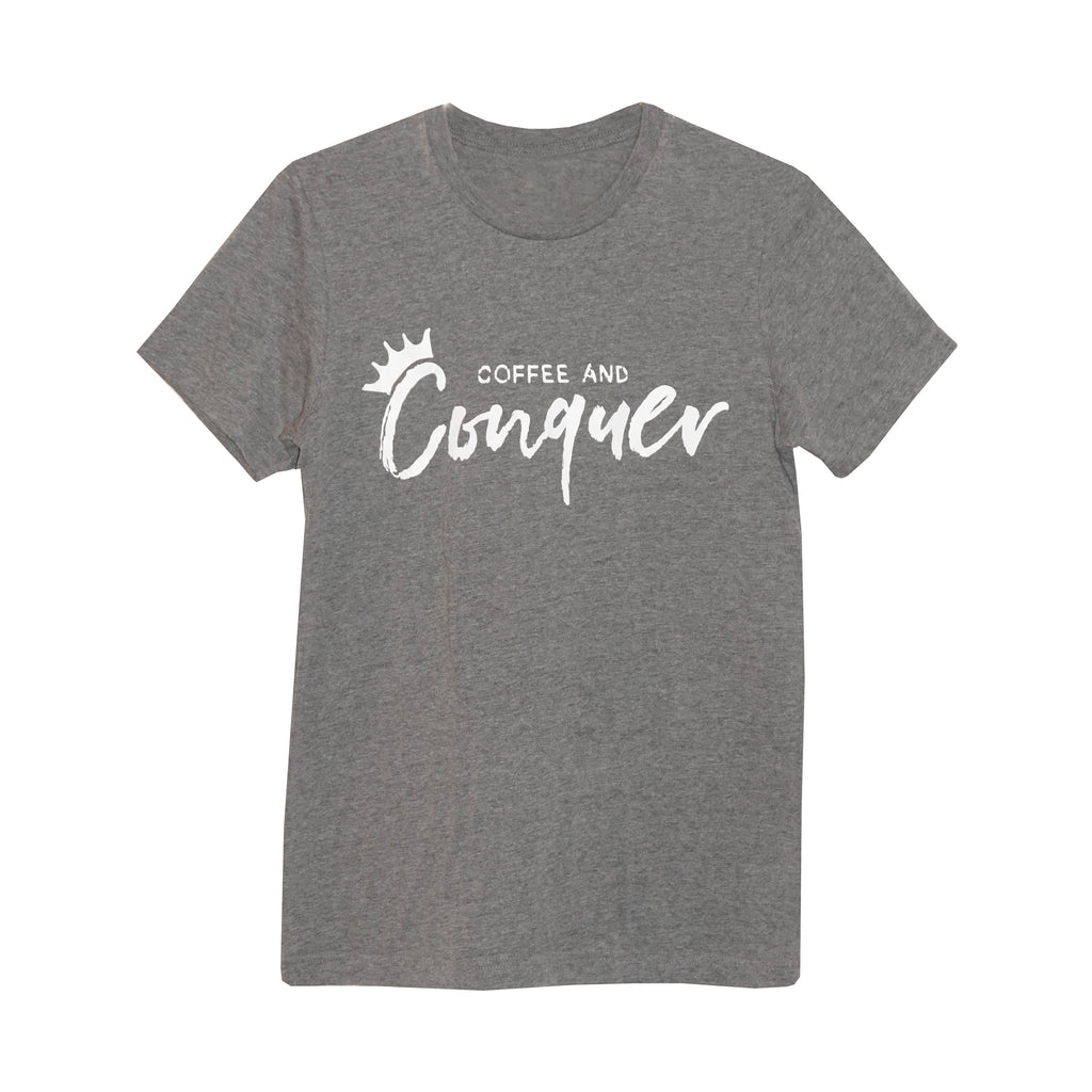 Coffee and Conquer Women's T-Shirt