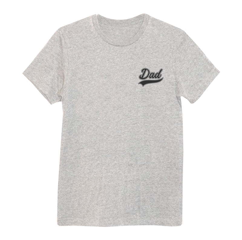 'Dad' Logo Cotton T-Shirt