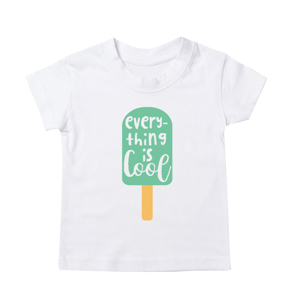 'everything is cool' Ice Lolly Baby/Kids T-Shirt