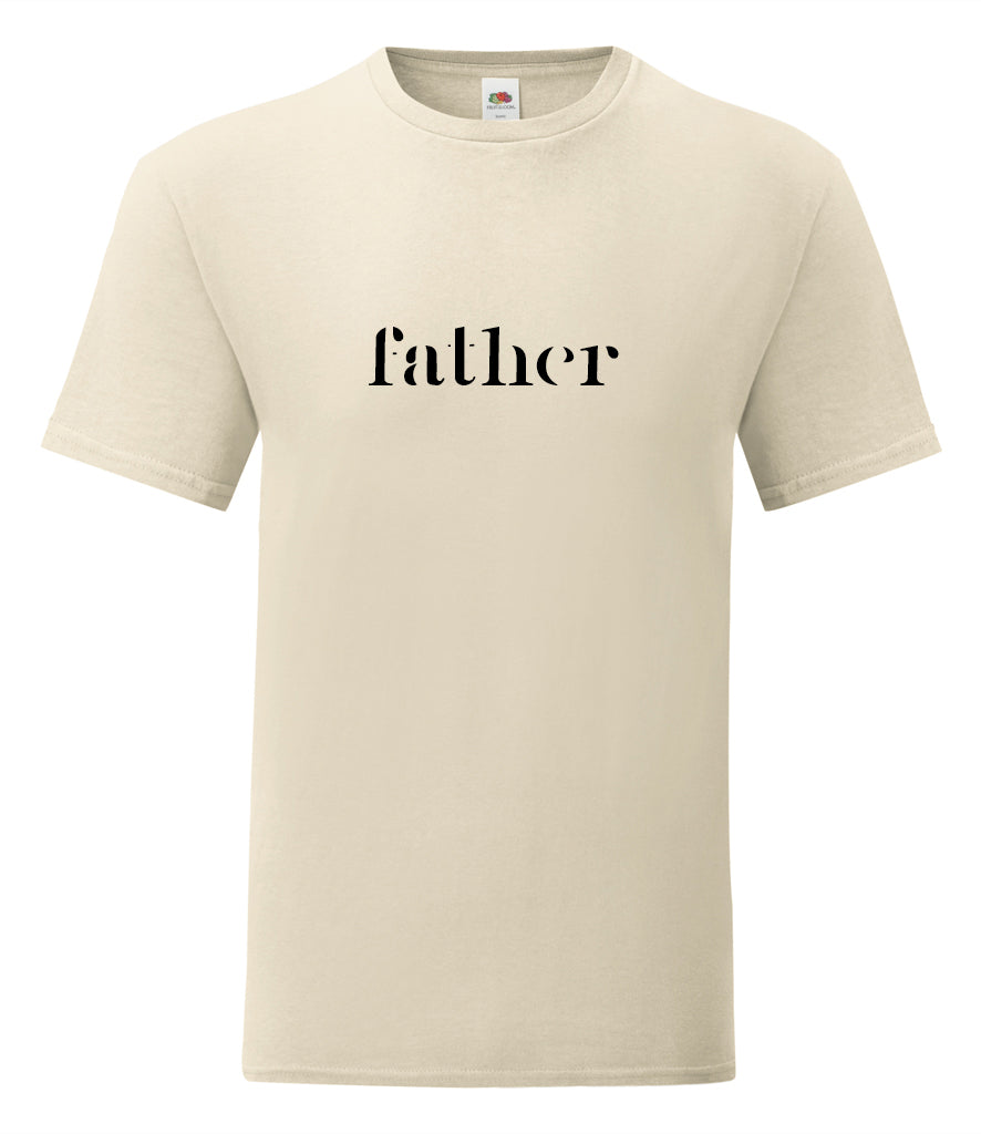 Simple Father T-Shirt