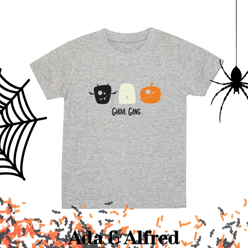 'Ghoul Gang' Kids Halloween T-Shirt