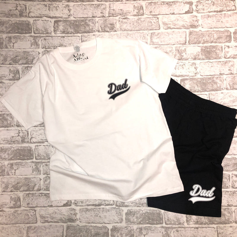 'Dad' 100% Cotton* Lounge Set