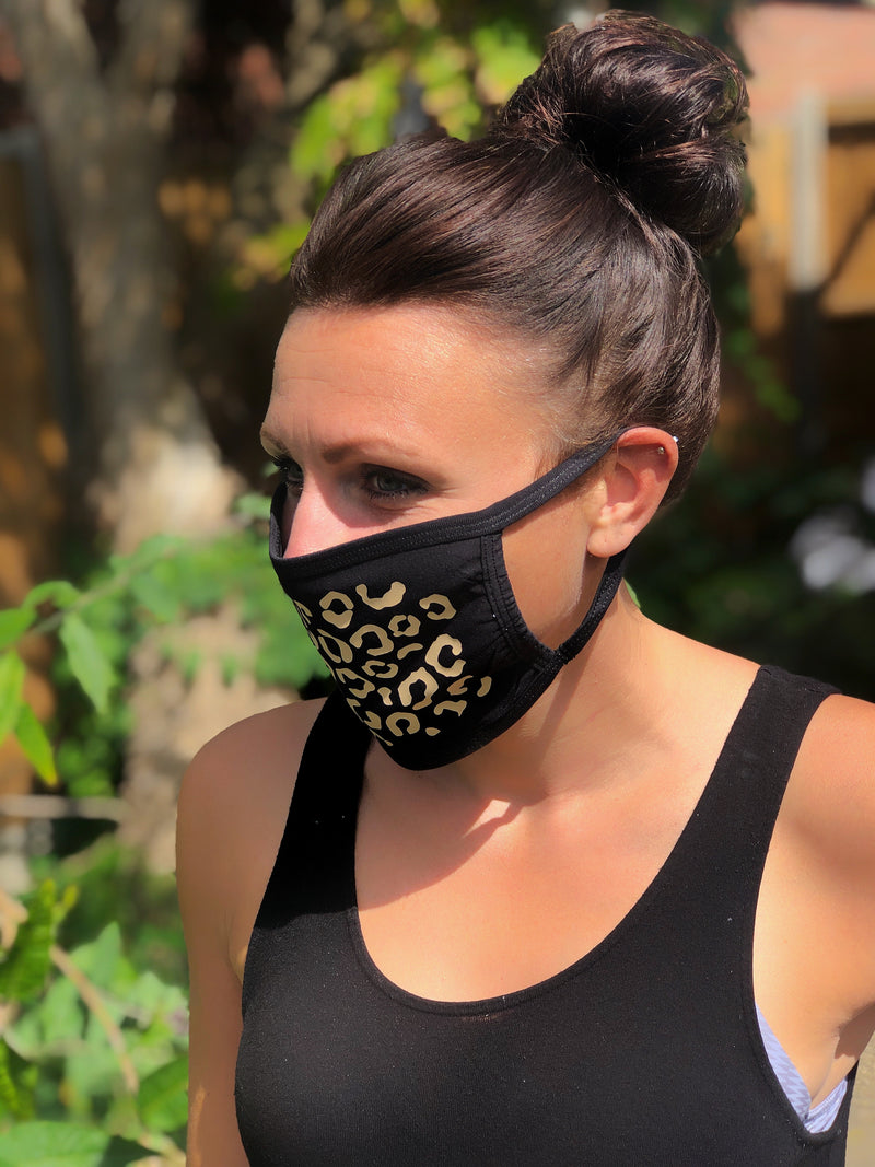 Printed Reusable Face Mask