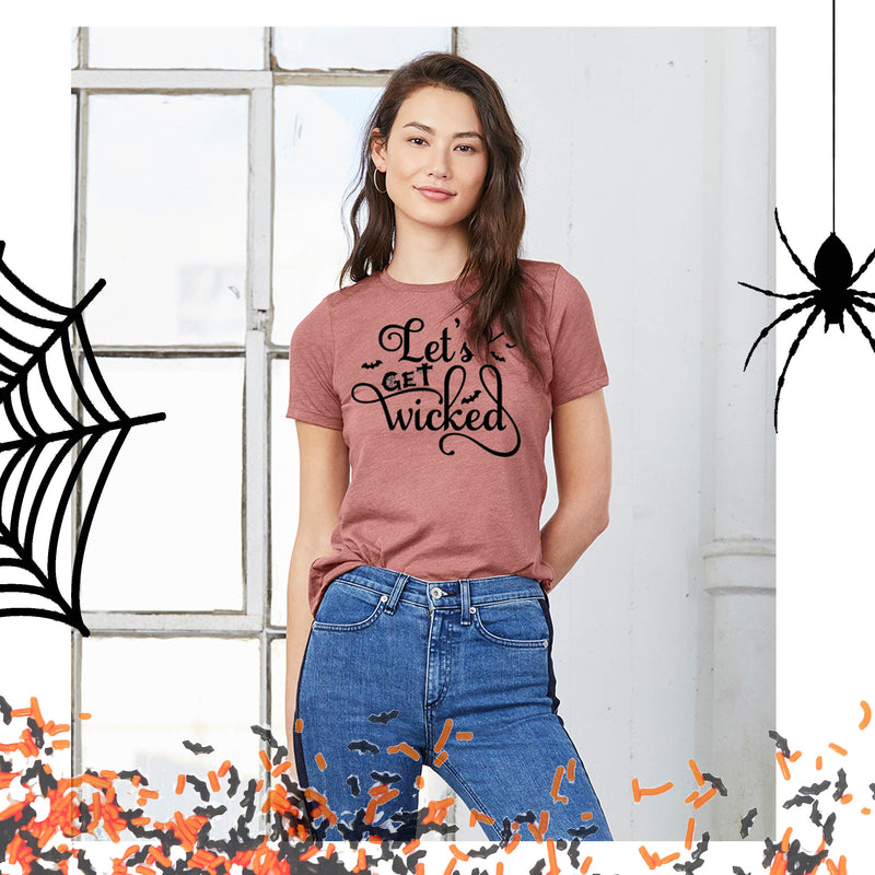 'Let's Get Wicked Ladies' T-Shirt
