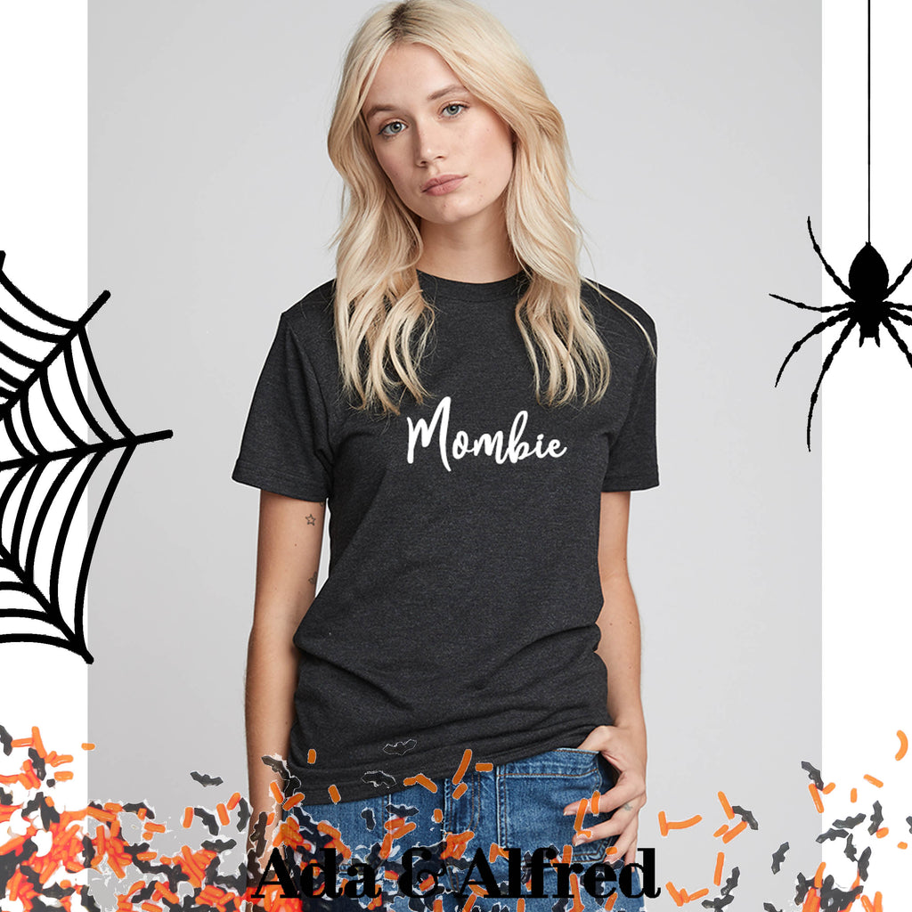 'Mombie' Women's Fit T-shirt