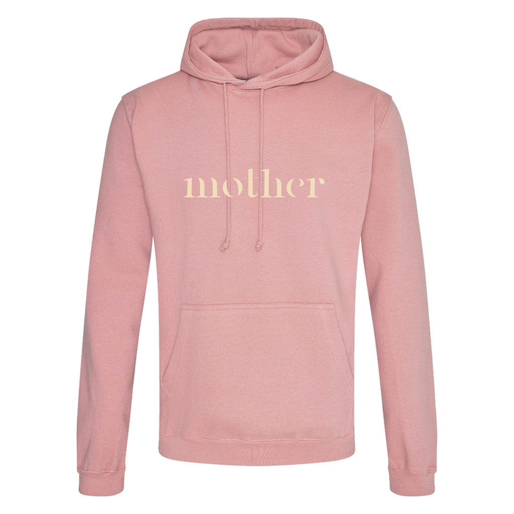 'mother' Unisex Fit Hoodie
