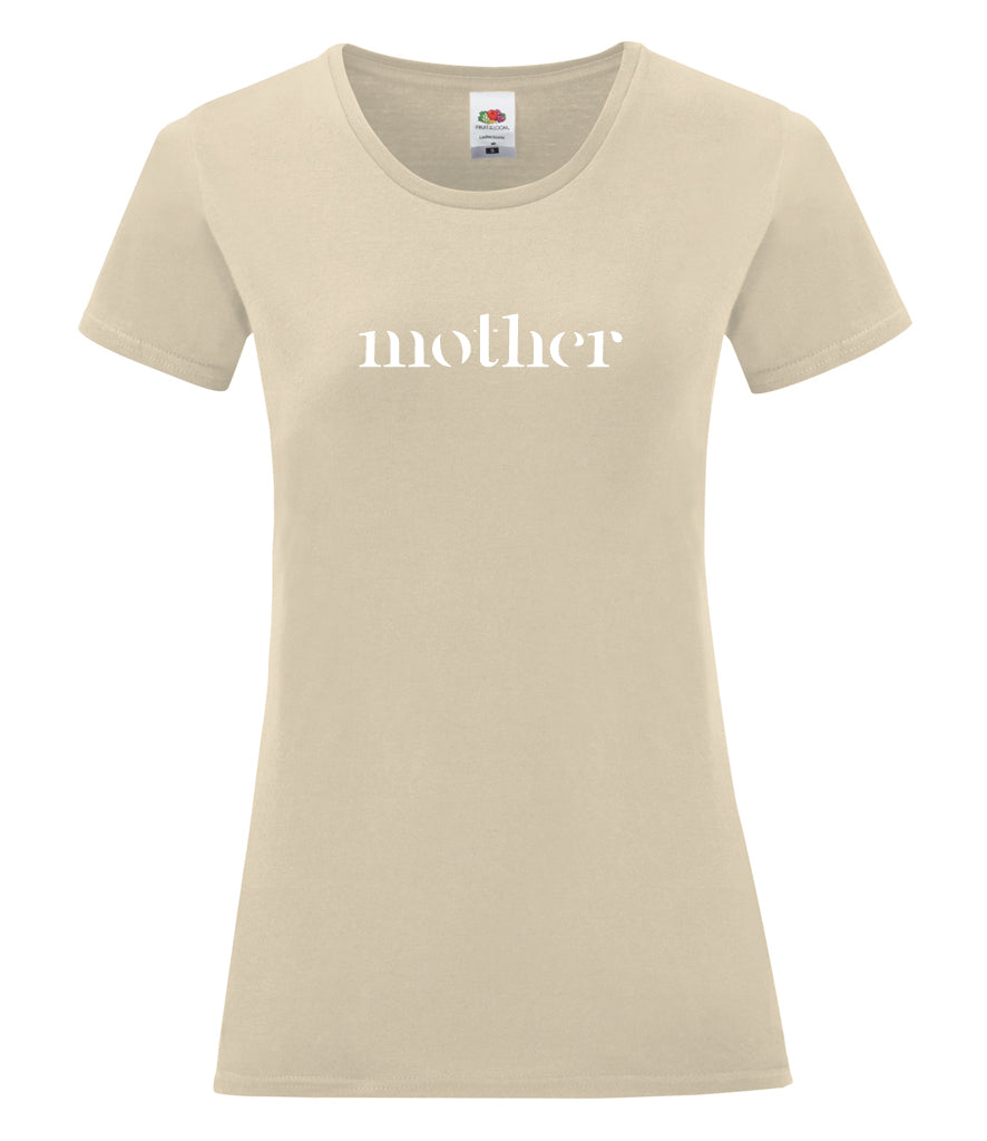 Simple Mother T-shirt