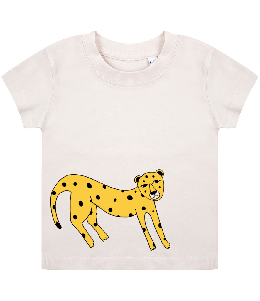 Older Kids Quirky Animal T-Shirt - 4 Designs