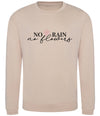 'No Rain No Flowers' Unisex Fit T-Shirt