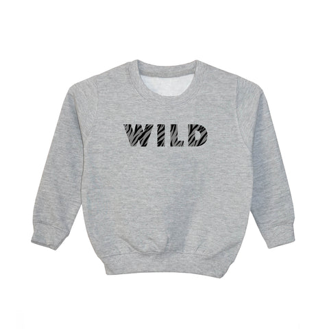 'Oh Deer' Kids Christmas Sweatshirt