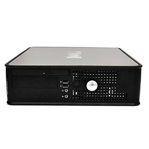 "OptiPlex Computer Package Dual Core 3.0,New 8GB RAM, 250GB HDD, Windows 10 Home Edition, Dual 19"" (Certified Refurbished)"